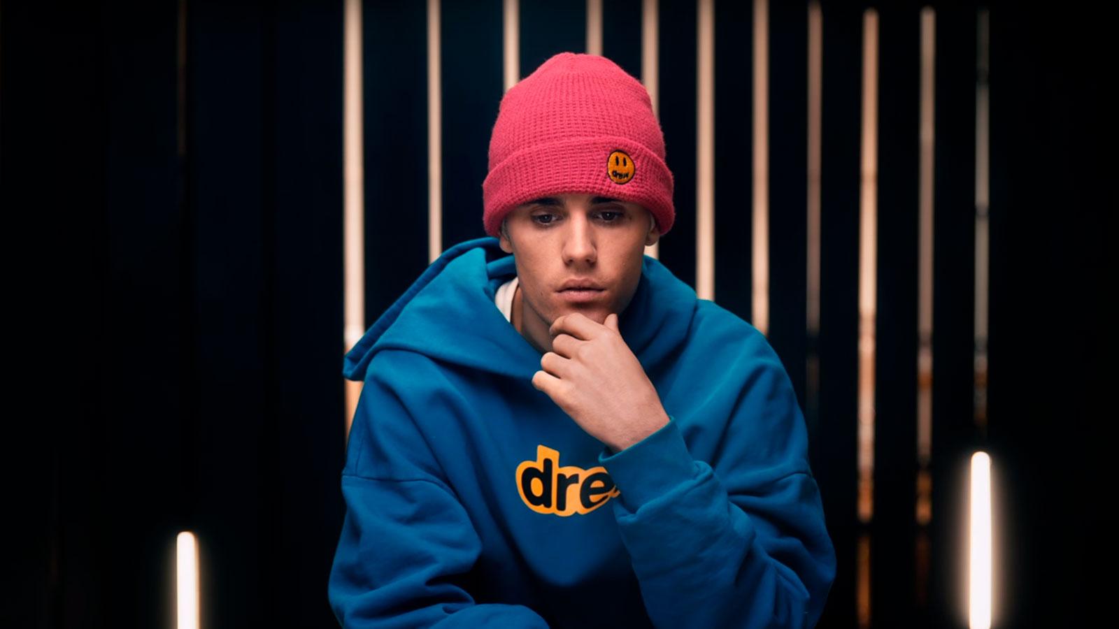 Justin Bieber revela seus problemas em serie inédita.