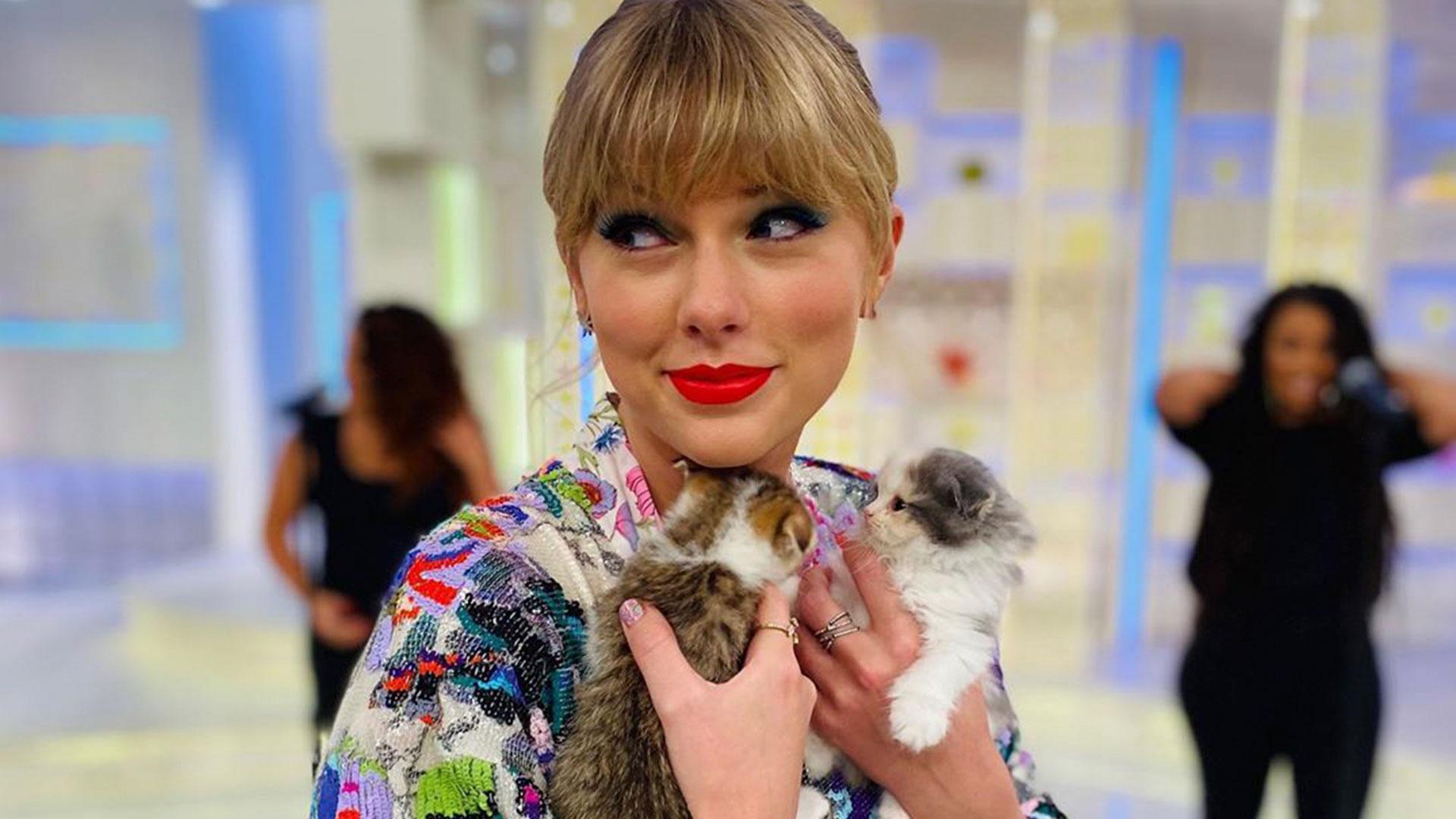 Taylor tem novidade para você