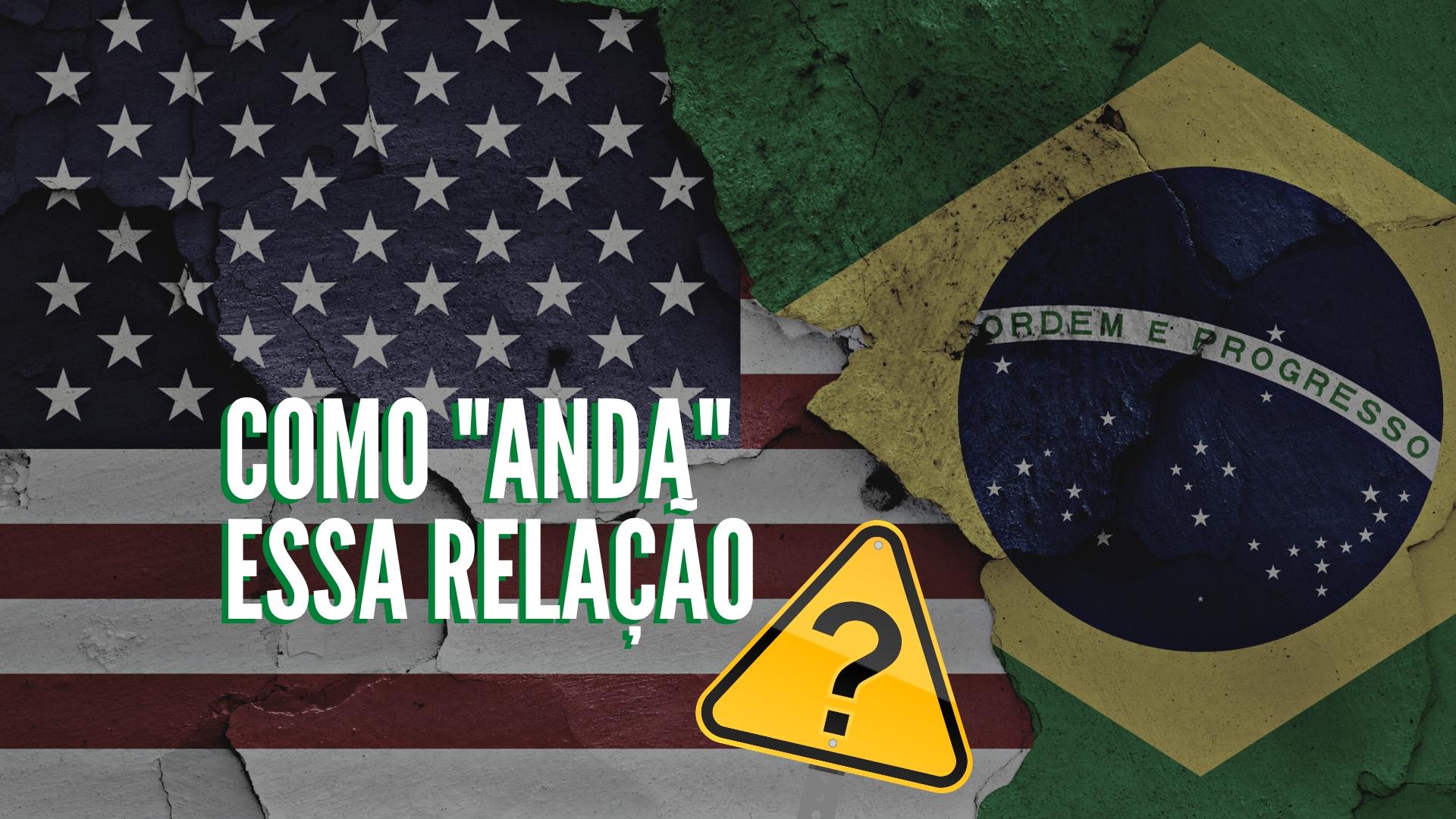 Eleições no EUA X Brasil e relações