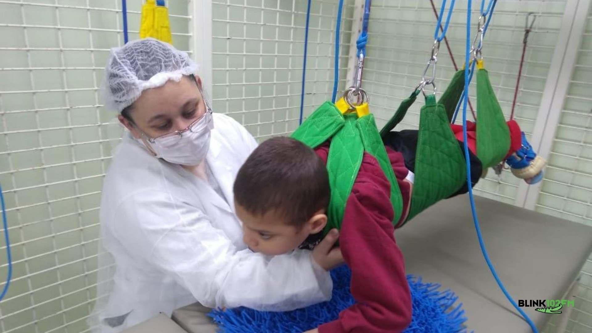 1 ano em 1 mês: Pestalozzi arrecada doações para ampliar acesso à programa de fisioterapia que reduz tempo de tratamento