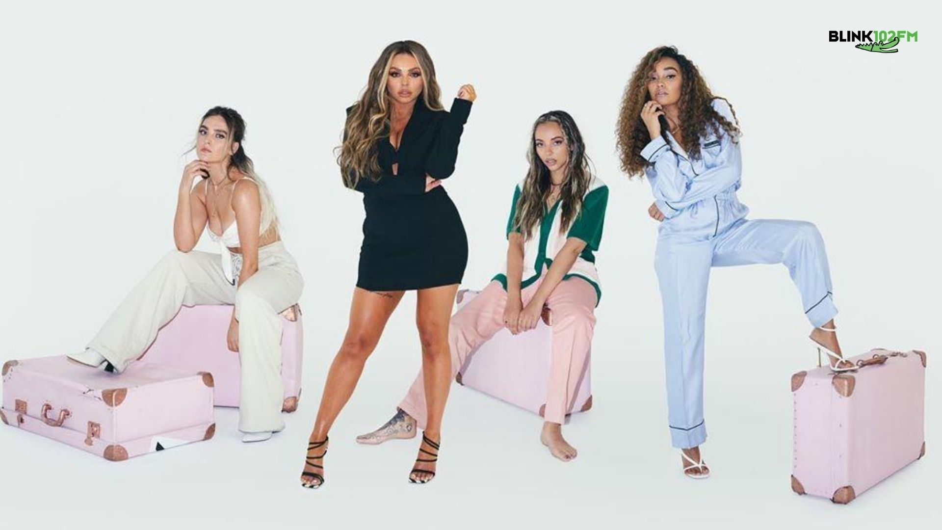 "Arrasôôô! ""Holiday"" é o novo single de Little Mix"