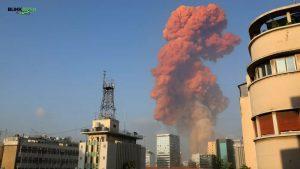 Explosão na área portuária de Beirute sacode a capital do Líbano