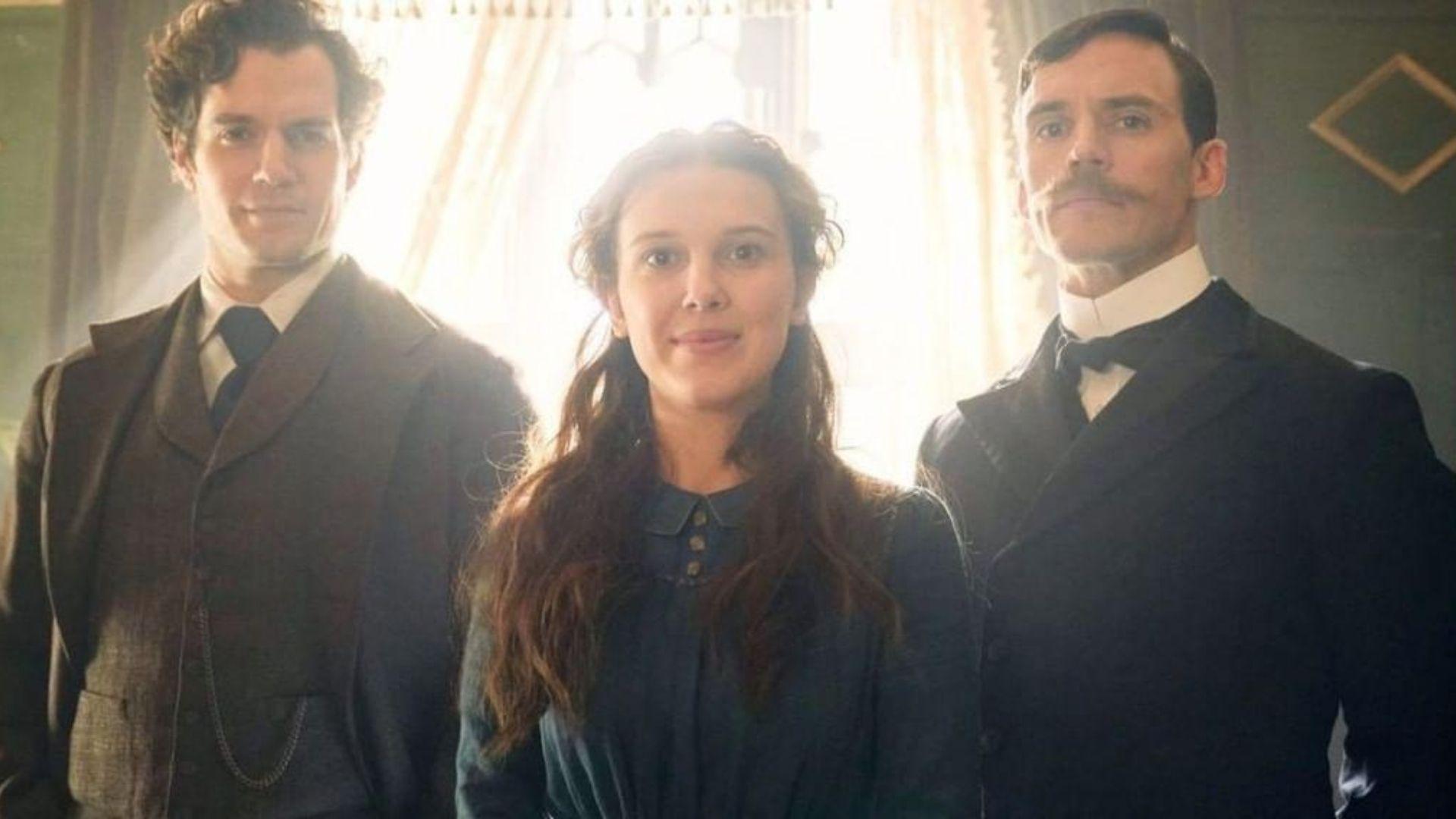 """Netflix divulga lançamento do filme """"Enola Holmes"""""""