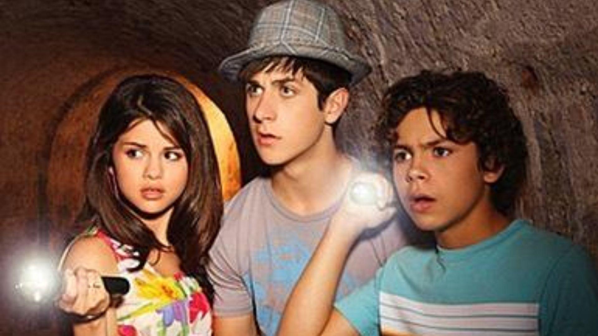 Os feiticeiros de volta? Selena Gomez posta vídeo misterioso