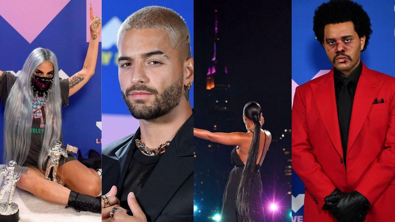 VMA 2020 em noite histórica. Confira os vencedores
