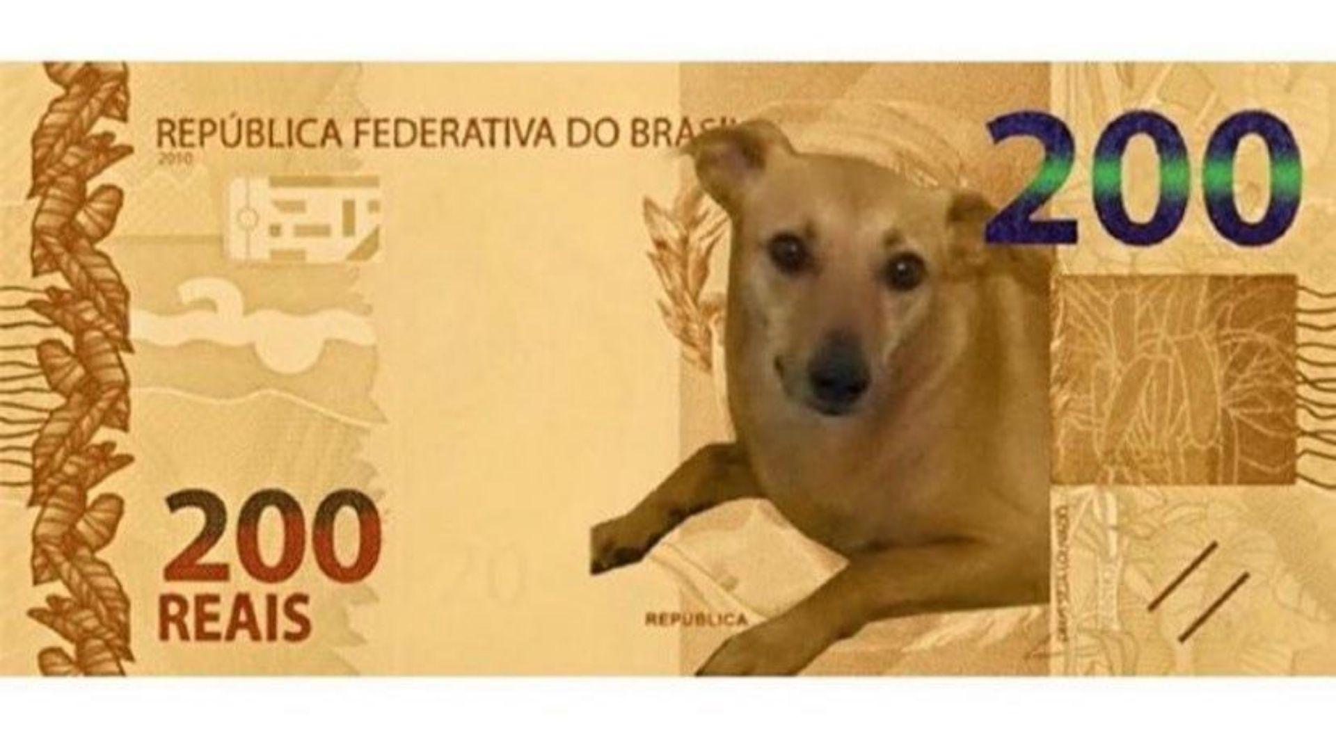 A nota polêmica de 200 R$ reais