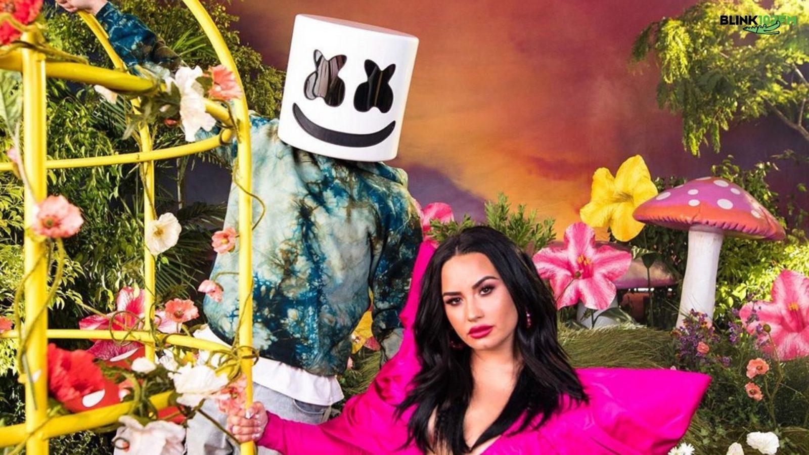 Marshmello e Demi Lovato lançam clipe contra suicídio juvenil