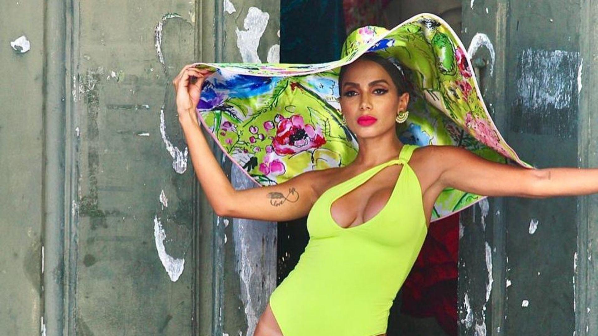 """Me Gusta"" Nova parceria entre Anitta e Cardi B"