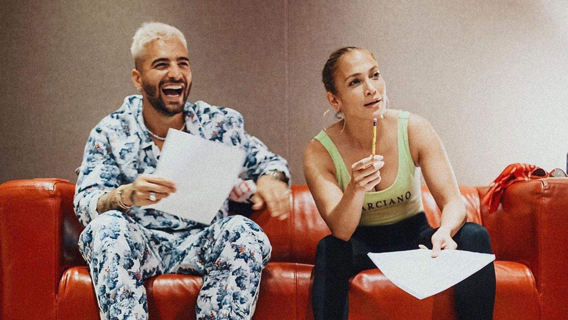 Novo filme com Jennifer Lopez e Maluma. Confira
