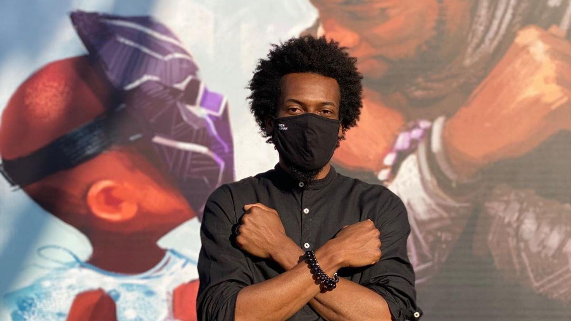 Wakanda para sempre! Chadwick Boseman é imortalizado por artista negro na Disney